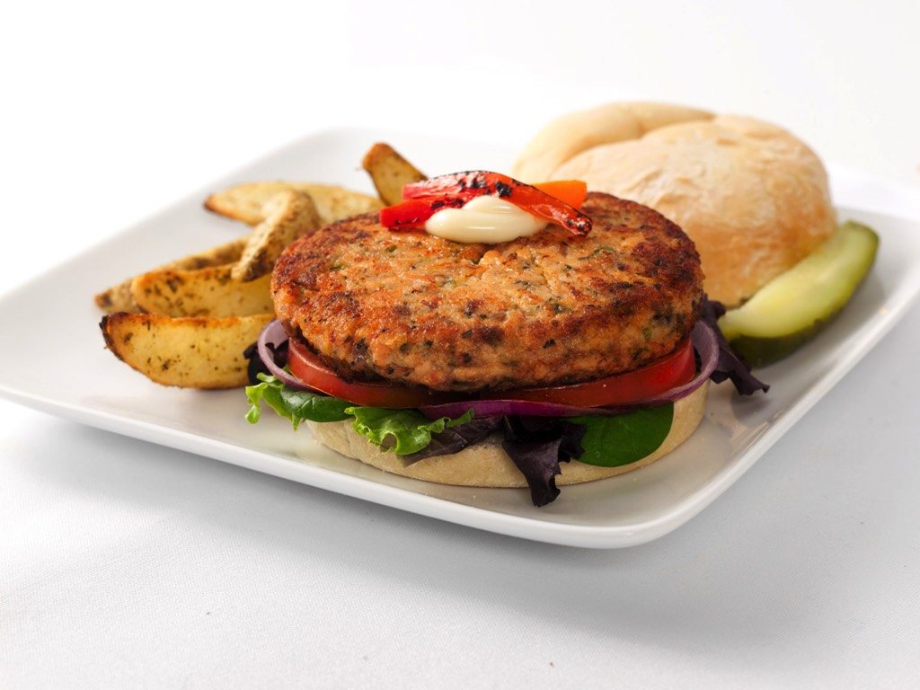 Whole Foods Salmon Burgers Nutrition Facts